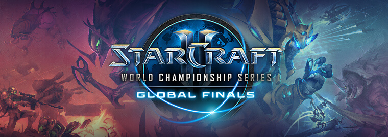 WCS 2018 StarCraft 2 Global Finals